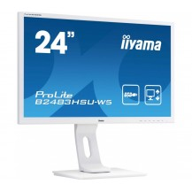 "Monitor iiyama ProLite B2483HSU-W5 24"" TN 1ms FlickerFree..."