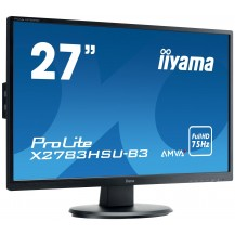 Monitor iiyama ProLite  X2783HSU-B3 27'' FLICKER FREE FULL HD LED