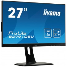 "Monitor iiyama ProLite B2791QSU-B1 27"" UltraSlim FlickerFree BlueLightReducer + FreeSync"